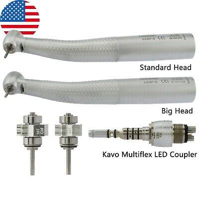 Usa Coxo Dental Fiber Optic Led High Speed Handpiece Kavo Multiflex Lux Coupler