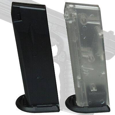 Walther Ersatzmagazine high cap oder heavy für Airsoft-Pistolen Walther P99  ()
