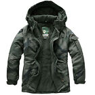 Gore-Tex, Water Resistant Military Coats/Jackets for Men