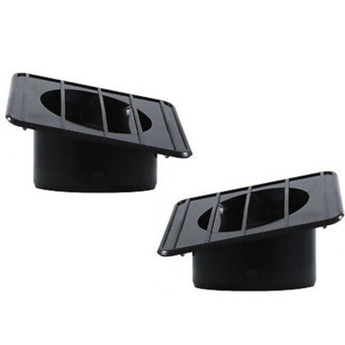 Right Side 1967-72 Chevy /& GMC Truck Defroster Ducts