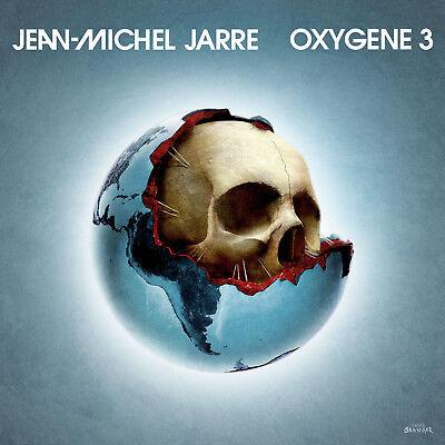 Jean-Michel Jarre - Oxygene 3 (1LP Vinyl, Gatefold) 2016 Columbia