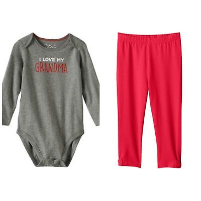 NWT $24 Infant Girl 2-Piece