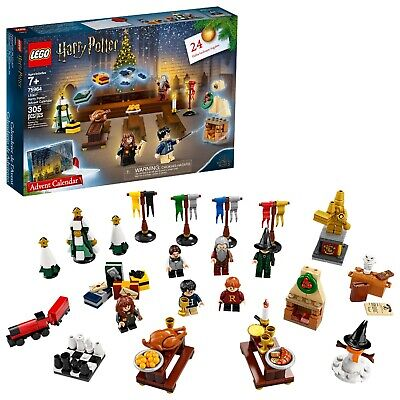 2019 Lego Harry Potter Advent Calendar LOOSE ALL figures included Christmas