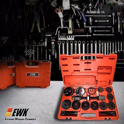 EWK Front Wheel Drive Hub Bearing Removal Tool Press Adapter Puller & Installer