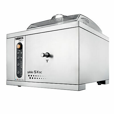 Eurodib Usa 38251250 18 Ice Cream Gelato Batch Freezer
