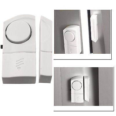 Fensteralarm Türalarm Einbruchschutz Diebstahlschutz Alarmanlage Fenster Alarm
