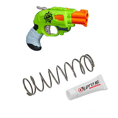 Modification Upgrade 5KG Spring for Nerf Zombie Double Strike Blasters Dart Toy