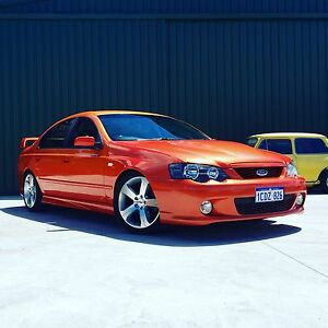 XR8 Falcon 2004 BA 5.5ltr 450rwhp Bayswater Bayswater Area Preview