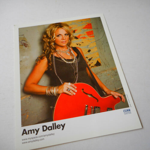 Amy Dalley Color  Publicity Photo