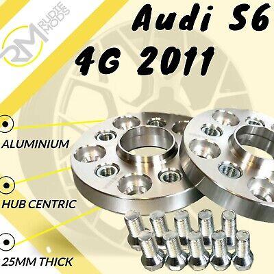 H/&R 25mm PCD Adattatori AUDI VW 5x112 per adattarsi PORSCHE 5x130 RUOTE 1 Paio