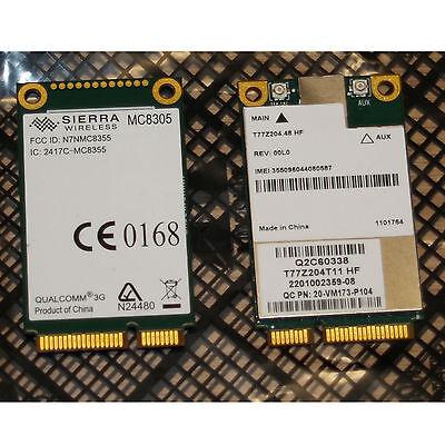 UMTS HSDAP Modem Fujitsu S5 20-VM173-P104 MC8305 Gobi3000 E752 U772  gebraucht kaufen  Ansbach
