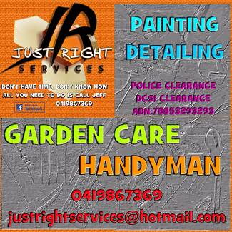 Just Right Services