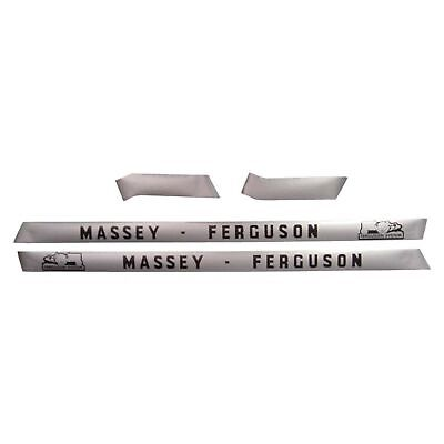 Decal Set For Massey Ferguson
