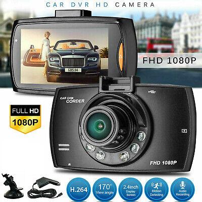"2.4"" inch Car DVR Camera 1080P Vehicle Video Recorder Night Vision Dash Cam"
