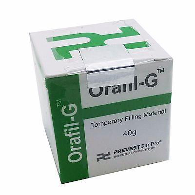 Prevest Orafil G Denpro Dental Temporary Filling Material