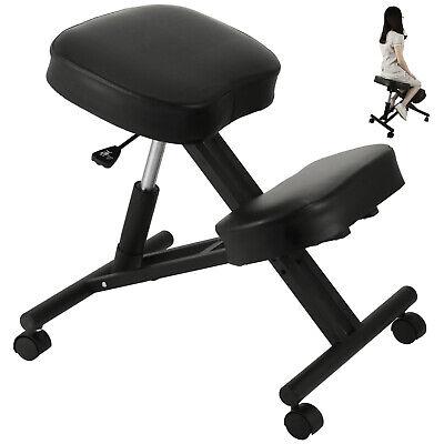 Ergonomic Rolling Kneeling Posture Chair - Adjustable Height - Office Seating