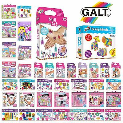 Galt Toys Creative Cases and Craft Kits - Loads of different activities