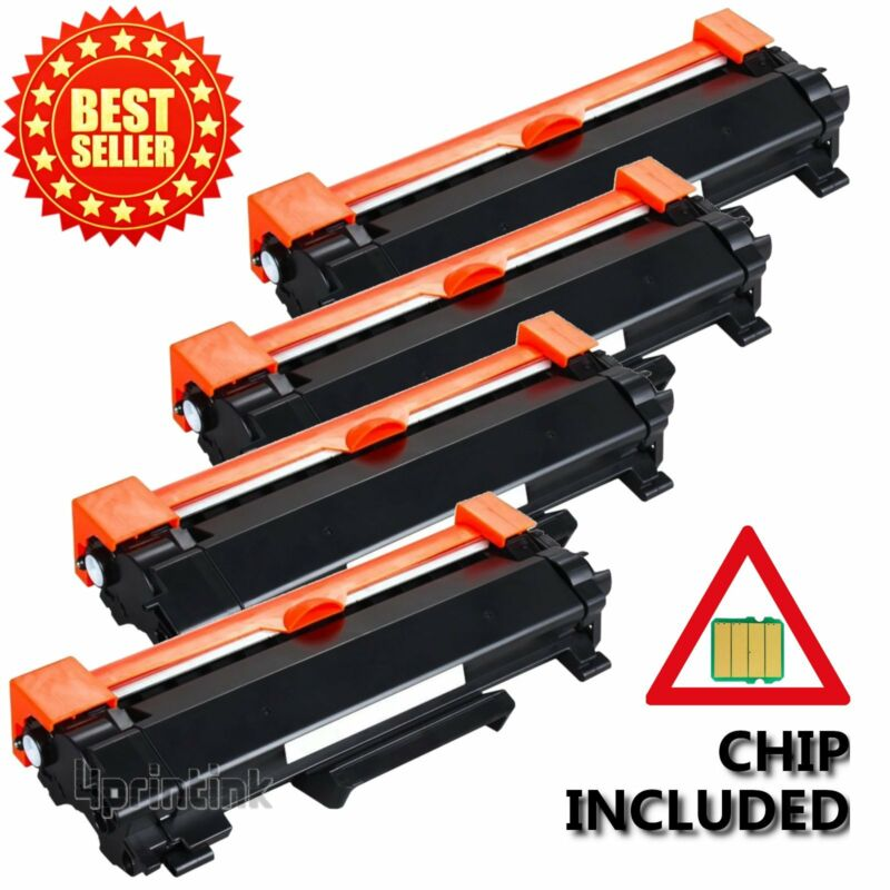 4pk TN730 TN760 HY Toner Cartridge for Brother HL-L2350DW HL-L2370DW MFC-L2710DW