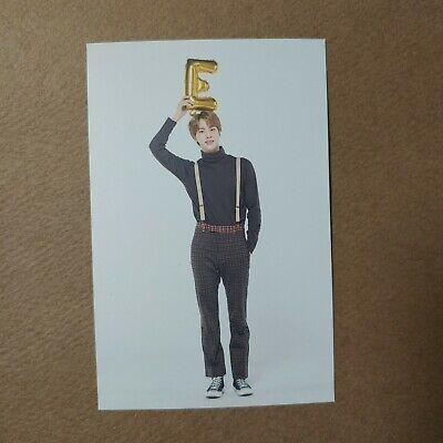 OFFICIAL BTS [5TH MUSTER MAGIC SHOP] REWARDS PHOTOCARD SEOUL JIN