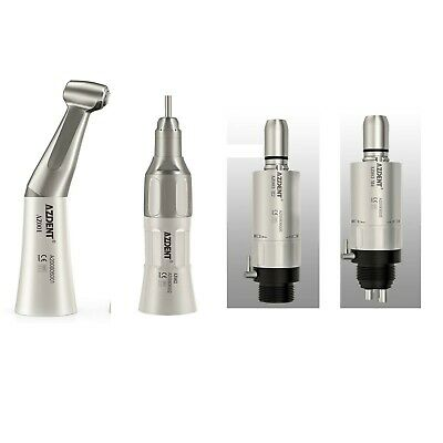 Dental Low Speed Straightcontra Angle Handpiece Air Motor External Water Spray