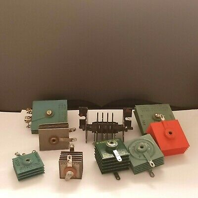 Vintage Rectifiers - Lot Of 9