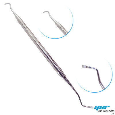 Ynr Dental-Bagger 1.2mm Dual Rand Löffel Zusammengesetzte Restaurativen - Dental-bagger