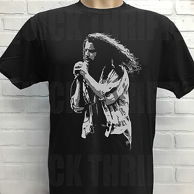 Chris Cornell Sound Garden Black T Shirt