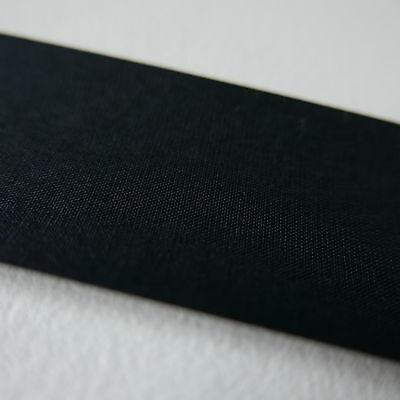 Filmoplast T Black 3cm x 1m - Book Repair Tape, Self-adhesive bookbinding cloth