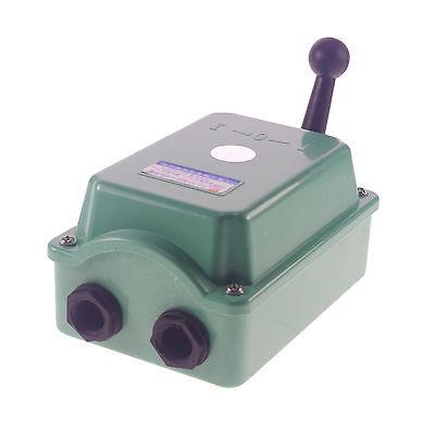 60a Rain Proof Reversing Drum Switch 110v 220v 380v For Single Phase 3 Phase