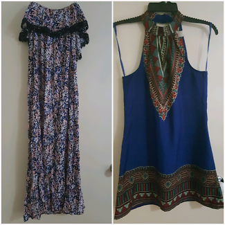 Dresses and Tops