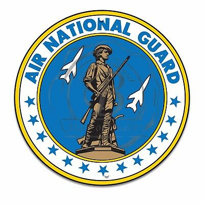 Guard Emblem - Air National Guard Emblem 12