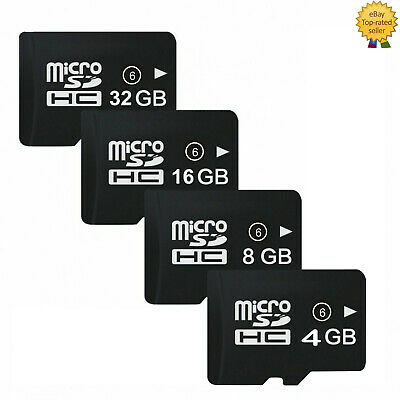 32GB Micro SD Card, Class 6 TF Memory Card Android Smart Watch Cell Phone Tablet](adata sd card 32gb)