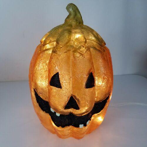 Halloween Lighted Pumpkin Jack-O