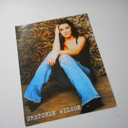 Gretchen Wilson Color Publicity Photo
