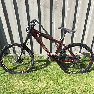 Norco Manik Hardtail Bike