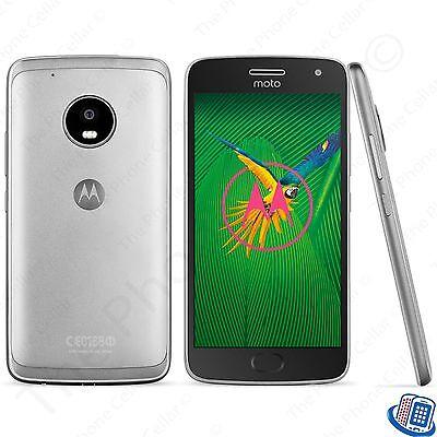 Unlocked Motorola Moto G5 G Plus 5th Gen XT1687 32GB Gray Smartphone GSM