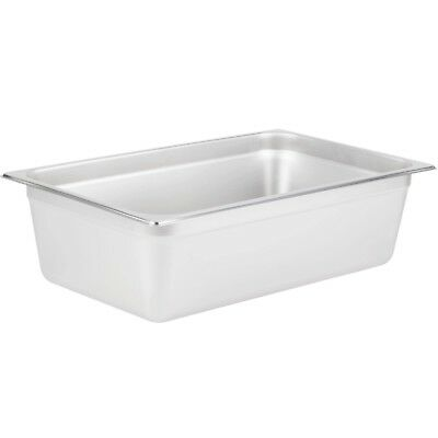 Stainless Steel Steam Table Pan 6 Deep 12 X 20 Full Size