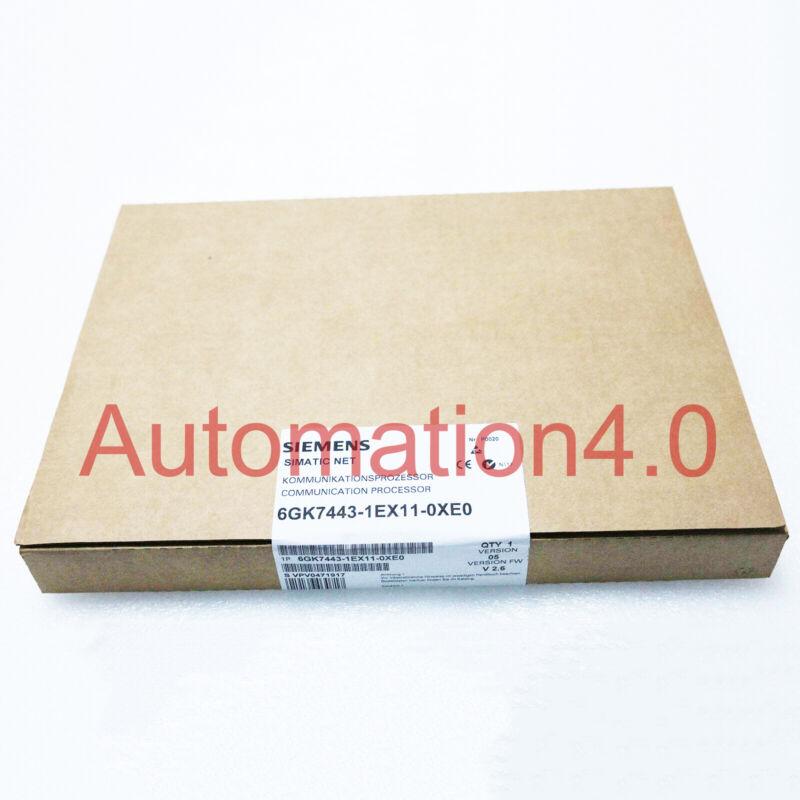 *SHIP TODAY* NEW IN BOX Siemens PLC 6GK7443-1EX11-0XE0 6GK7 443-1EX11-0XE0