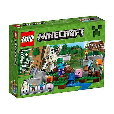 LEGO® Minecraft The Iron Golem 21123