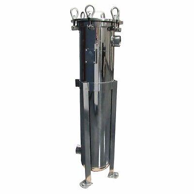 Prm 2 Bag Filter Housing 304 Stainless Steel 2 Fnpt Inout 150 Psi Viton Seal