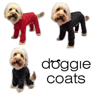 Trouser-Suit-Luxury-Waterproof-Dog-Rain-Coat-Onesie-All-Sizes-and-Colours