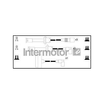 Genuine Intermotor Ignition Cable Kit - 76351