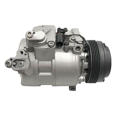 RYC Remanufactured AC Compressor and A/C Clutch GG396 (77396)