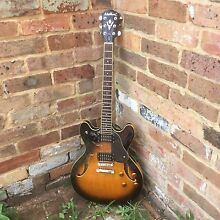 Washburn ES335 Copy (HB30) PRICE DROP Cooks Hill Newcastle Area Preview