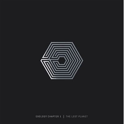 K-POP EXO EXOLOGY CHAPTER1: The Lost Planet Normal Edition 2CD + Photobok Sealed