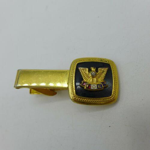 Vintage FOE Fraternal Order of Eagles Tie Clip