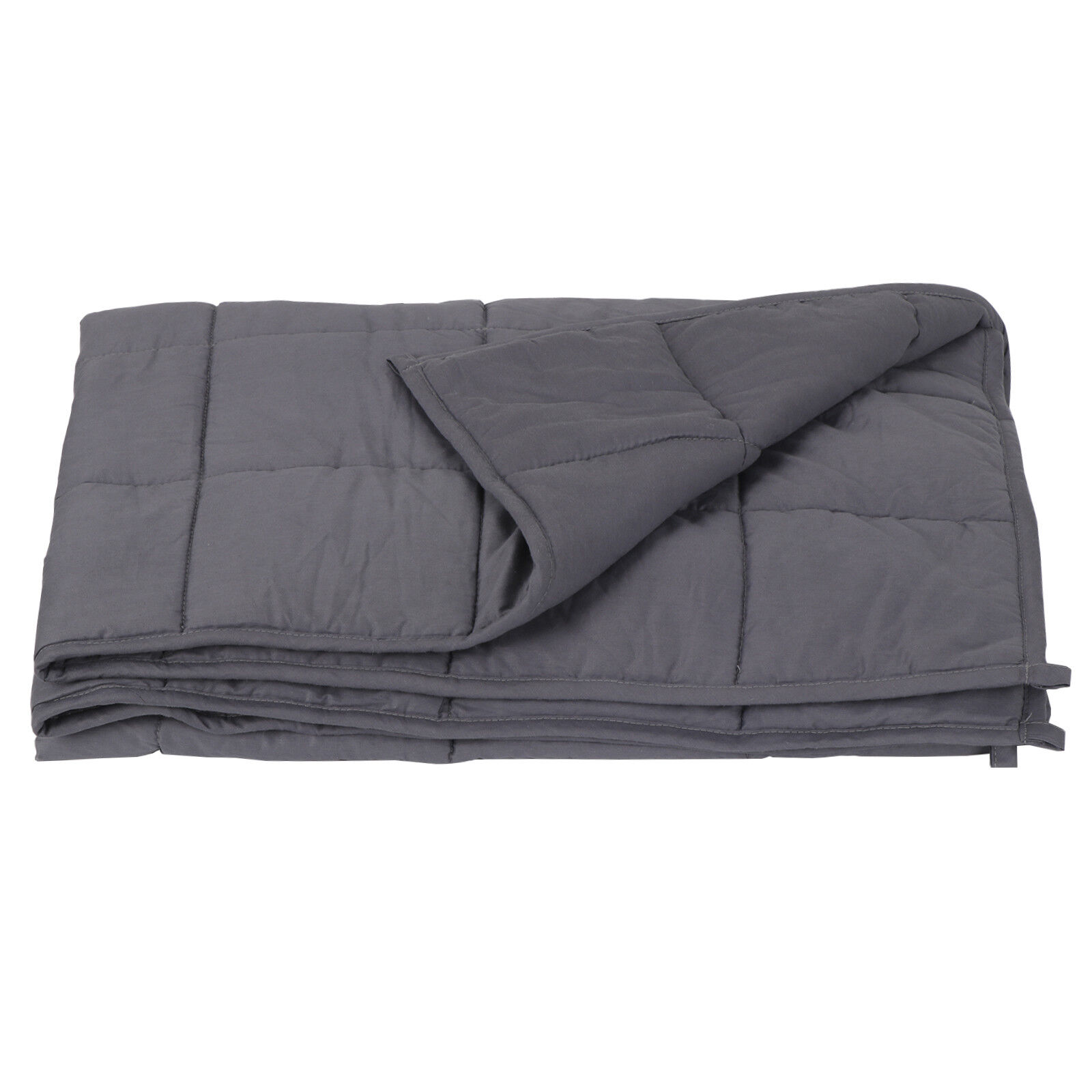 Weighted Blanket  Full Queen Size 60″ x80″ Reduce Stress Promote Deep Sleep 20lb Bedding