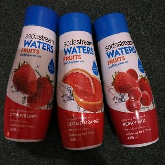 Sodastream  Sparkling water mix