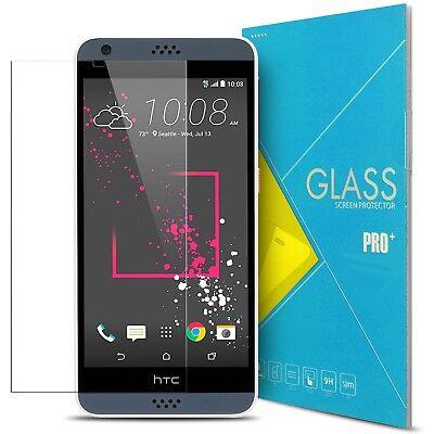 Protección Vidrio Templado HTC Desire 530 9H Cristal Profesional + HD 0.33MM