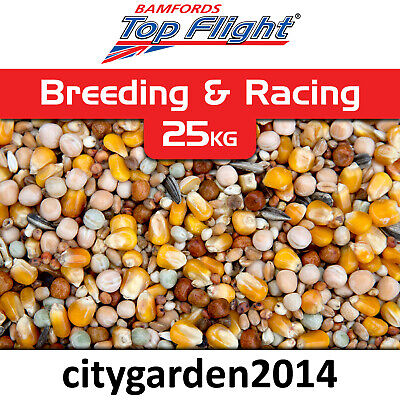 Bamfords Top Flight Breeding and Racing Pigeon Food 25kg